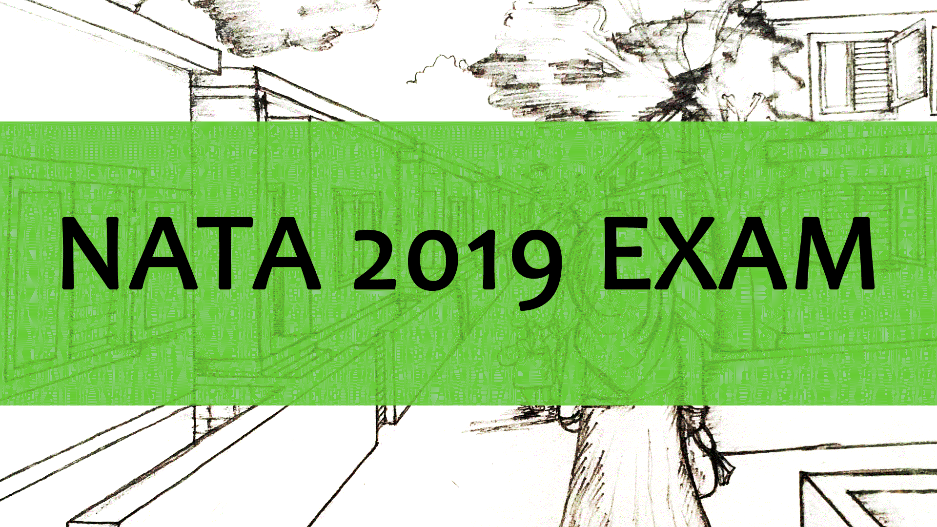 NATA 2019 exam facts