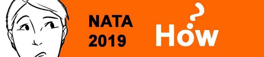 NATA exam 2019