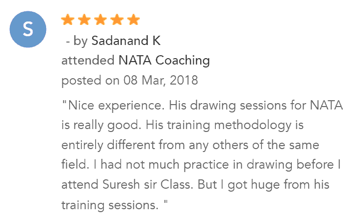 NATA Coaching in Trivandrum