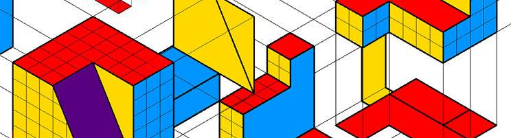 geometrical puzzles NATA
